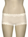 Mary Green Silk Gauze Hip Hugger Boyshort LT8 - First Blush