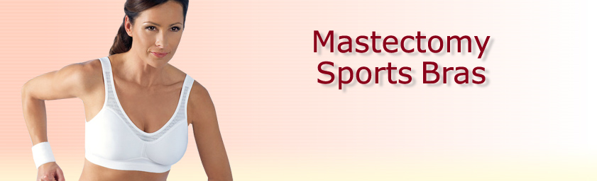 Mastectomy Sports Bras