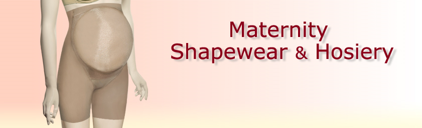 Maternity Shaperwear & Hosiery