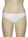 Miss Mandalay Coachella Bikini Brief CC02WRB - White Knit