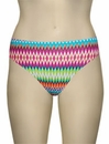 Miss Mandalay Gold Coast Bikini Brief GOL02LPBB - Lime Print