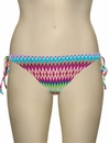 Miss Mandalay Gold Coast Tieside Brief GOL03LPTS - Lime Print