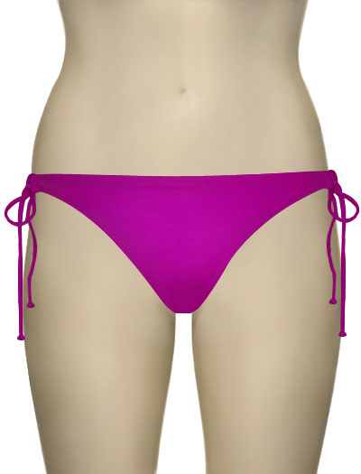 Miss Mandalay Los Angeles Tieside Brief LOS03MTS - Magenta