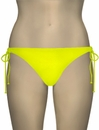 Miss Mandalay Los Angeles Tieside Brief LOS03YTS - Yellow