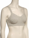 Natori Underwire Sports Bra 7234439 - Heather Gray