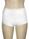 Olga Secret Hug Fashion Scoops Brief 873 - White