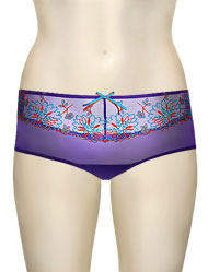 Panache Ariza Brief 5052 - Violet Mix