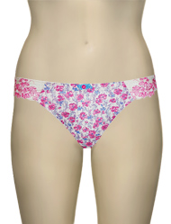 Panache Cleo Chloe Thong 6609 - Floral