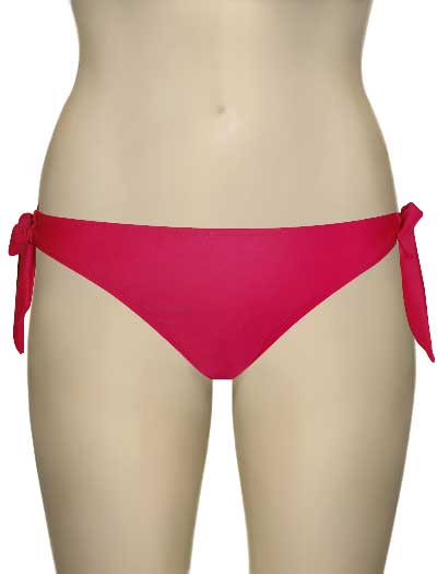 Panache Cleo Dolly Tie Side Pant CW0028 - Strawberry