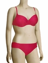 Panache Cleo Dolly Underwire Balconnet Bikini Top CW0022 - Strawberry