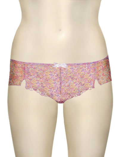 Panache Cleo Frances Short 5714 - Lilac Multi