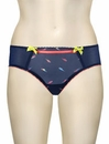 Panache Cleo Lily Brief 7352 - Parrot Print