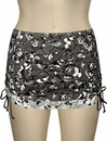Panache Erica Skirted Brief SW0808 - Black / Ivory