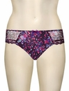 Panache Fern Brief 6292 - Plum Multi