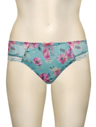 Panache Fern Brief 6292 - Floral Print