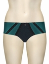 Panache Masquerade Athena Brief 7132 - Teal / Black