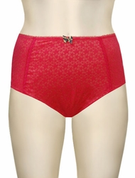 Panache Sculptresse Kitty Full Brief 8042 - Hot Red