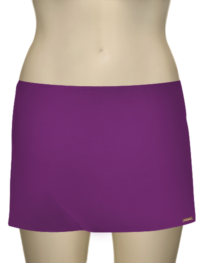 Panache Sophia Skirted Brief SW0637 - Purple