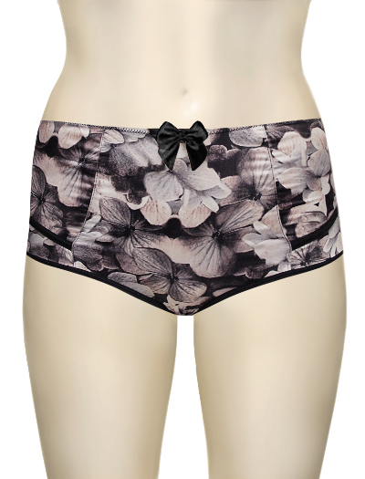 Parfait Charlotte High Waist Brief 6917 - Floral