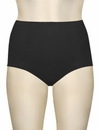 Ritratti Sensation High Waisted Control Brief 1375 - Black
