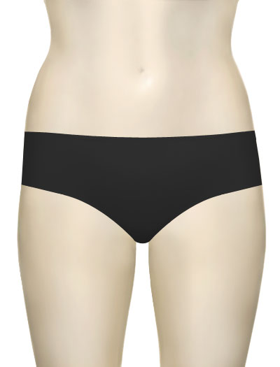 Ritratti Sensation Low Rise Shorty 1371 - Black