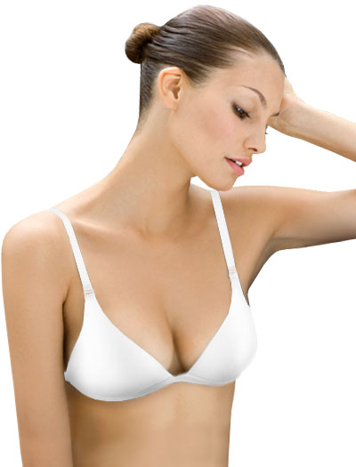 Ritratti Sensation Soft Cup Bra 1320 - White