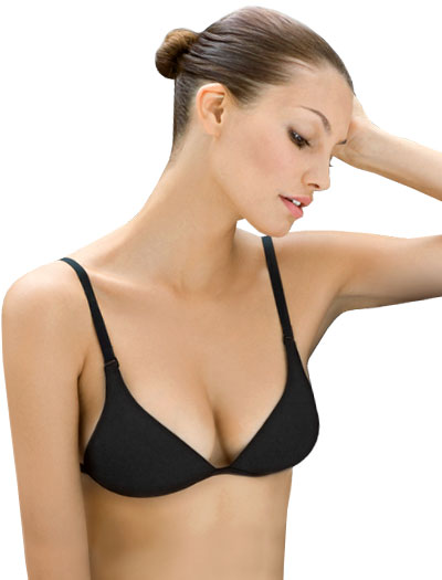 Ritratti Sensation Soft Cup Bra 1320 - Black