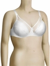 Royce Comfort Charlotte Soft Cup Bra 821 - White