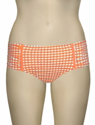 Seafolly Lucia Ruched Side Retro Brief 40169-592 - Starlette