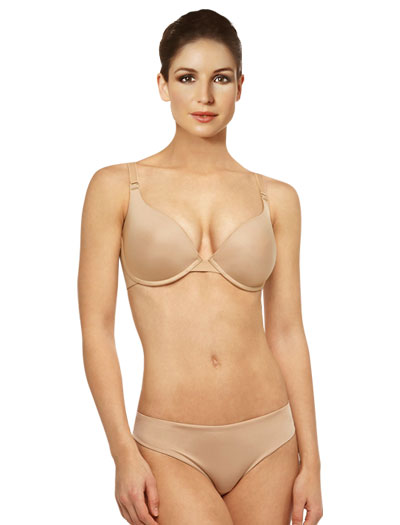 Simone Perele Inspiration 3-Way Multi-Position Foam Bra 12W361 - Nude