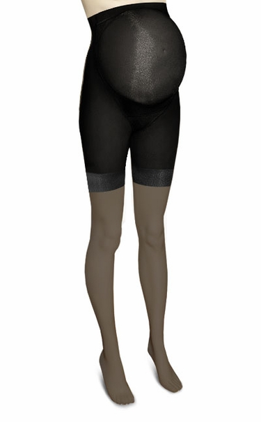 Spanx Maternity Full Length Pantyhose 015 - Black