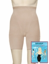 Spanx New & Slimproved High Waisted Power Panties 409 - Barest