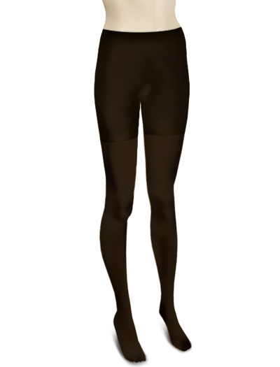 Spanx Tight End Bodyshaping Tights 128 - Bittersweet