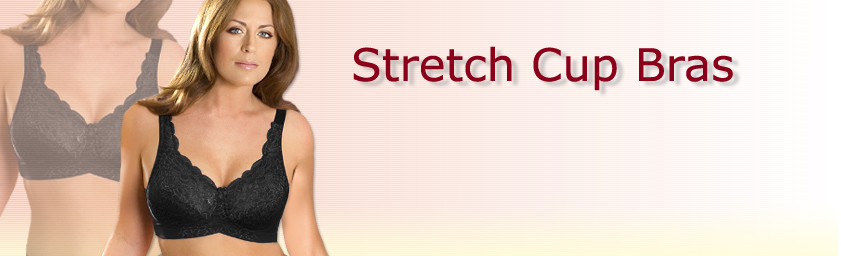Stretch Cup Bras