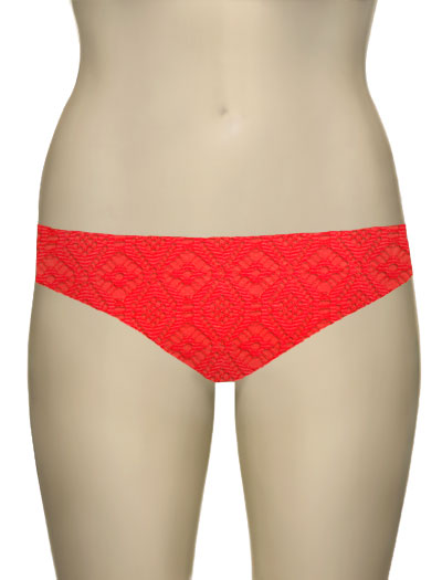 Sunsets Basic Sport Bikini Brief 25B - Melon Drama