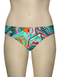 Sunsets Basic Sport Bikini Brief 25B - Coronado