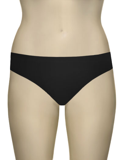 Sunsets Hipster Bikini Brief 16B - Black