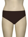 Sunsets Seamless High Waist Brief 30B - Dk Chocolate