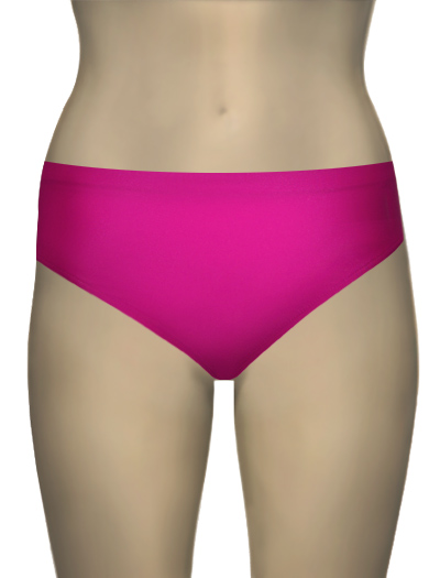 Sunsets Seamless High Waist Brief 30B - Fuchsia