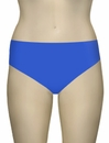 Sunsets Seamless High Waist Brief 30B - Tile Blue