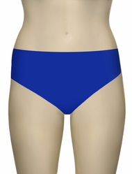 Sunsets Seamless High Waist Brief 30B - Deep Sea
