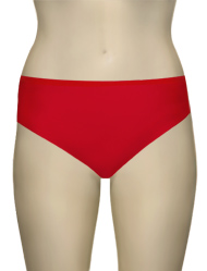 Sunsets Seamless High Waist Brief 30B - Ruby