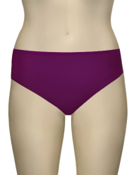 Sunsets Seamless High Waist Brief 30B - Plum