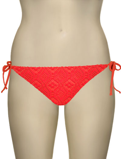 Sunsets Tie Side Bikini Brief 10B - Melon Drama