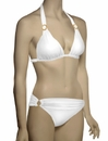 Swim Systems Diamond Seamless Triangle Bikini Top E639 - Diamond