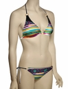 Swim Systems Phoenix Two-Tone Bikini Top D613 - Phoenix
