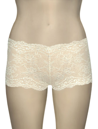 The Little Bra Company Lucia Boyshort P004 - Ivory