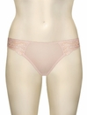 The Little Bra Company Mercedes Low Rise Thong P009T - Blush
