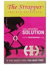 The Strapper Bra Strap Converter Original - Black