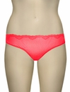 Timpa Duet Lace Panty 630473 - Neon Pink